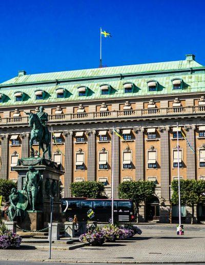 stockholm, sweden, architecture